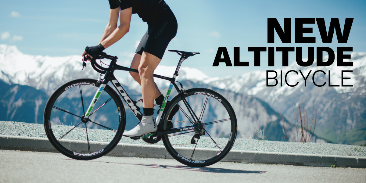 NEW ALTITUDE BICYCLE